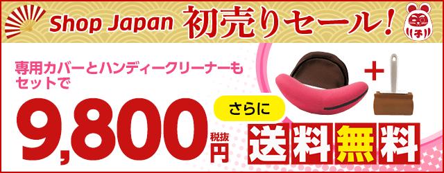 専用カバーとハンディークリーナーがセットで9800円(税抜)!さらに送料無料!