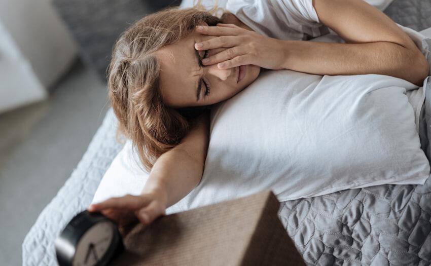 【タイプ別】不眠の10の原因と5の対策方法