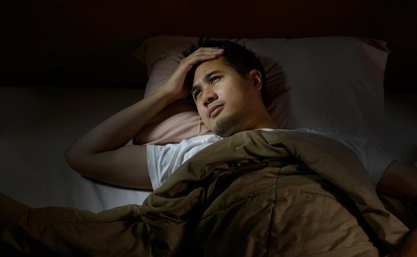 とにかく眠れない!今すぐ寝るための2つの方法