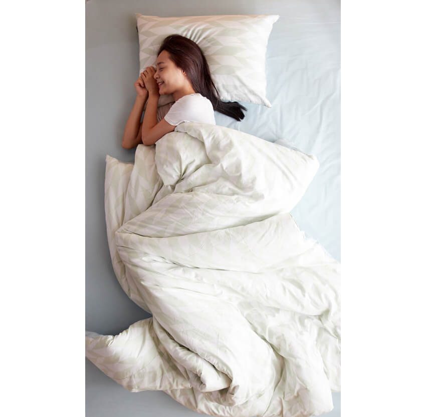 寝姿勢と腰の痛みの関係