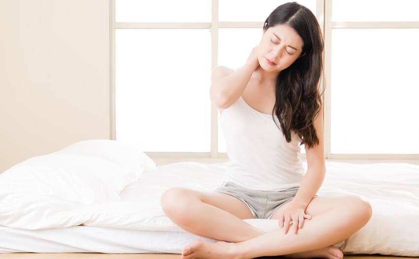 寝起きの肩の痛み対策 原因と予防法