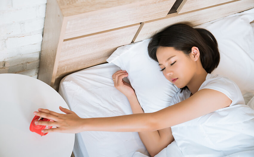 もしかしてロングスリーパー?長時間睡眠を短縮する方法