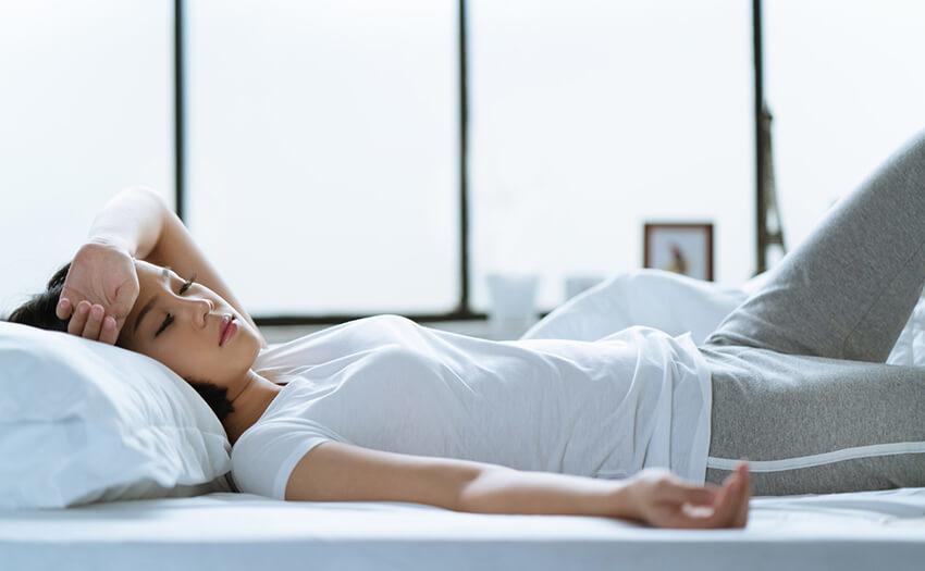 どうしても二度寝してしまう…二度寝の3原因と防止法