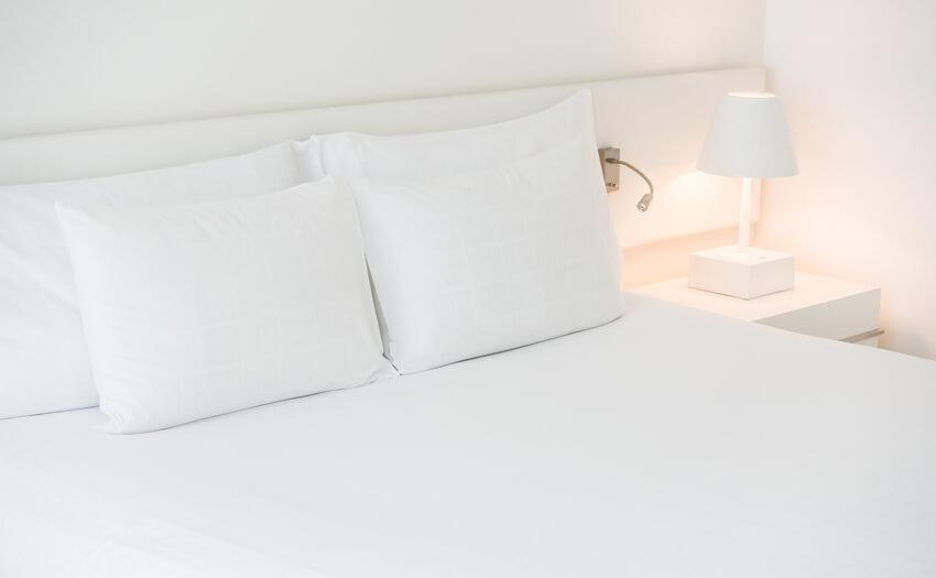 寝心地のよい寝具を使うこと