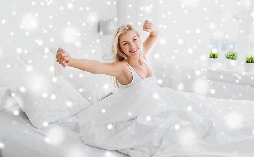 快眠のための7つの習慣と8つのタブー。毎日熟睡できるポイント