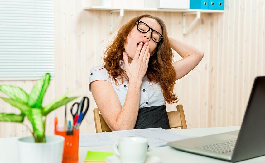 昼寝の時間はどれくらいが最適?仮眠の効果と注意事項