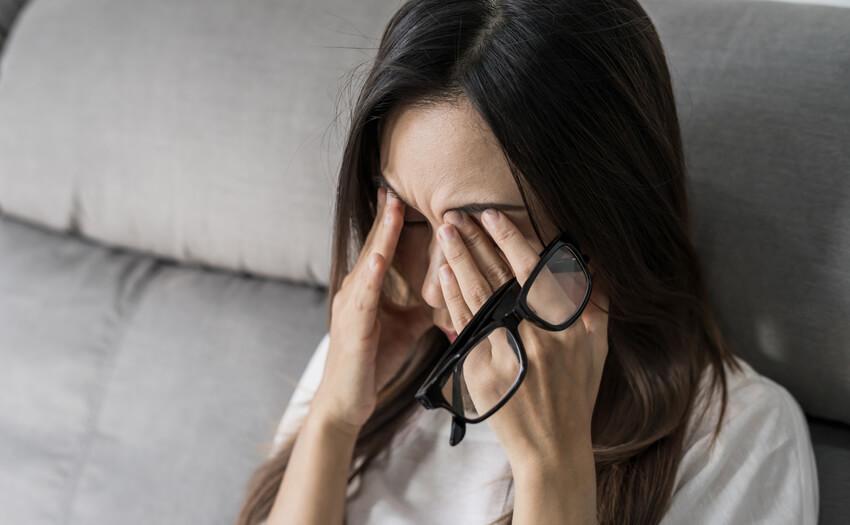 精神的原因 眠いのに寝れない。4つの原因とすぐに眠れる方法