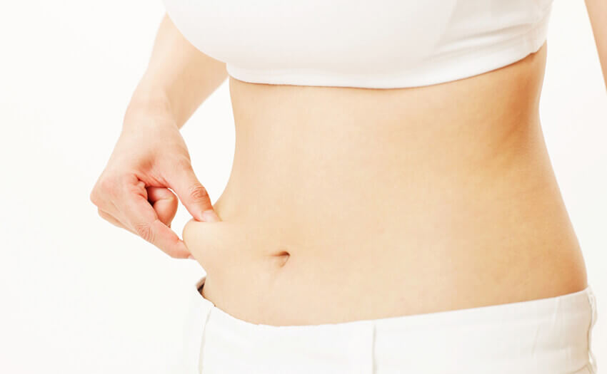 お腹だけ太る原因は何?お腹痩せに効果的なダイエット方法を紹介