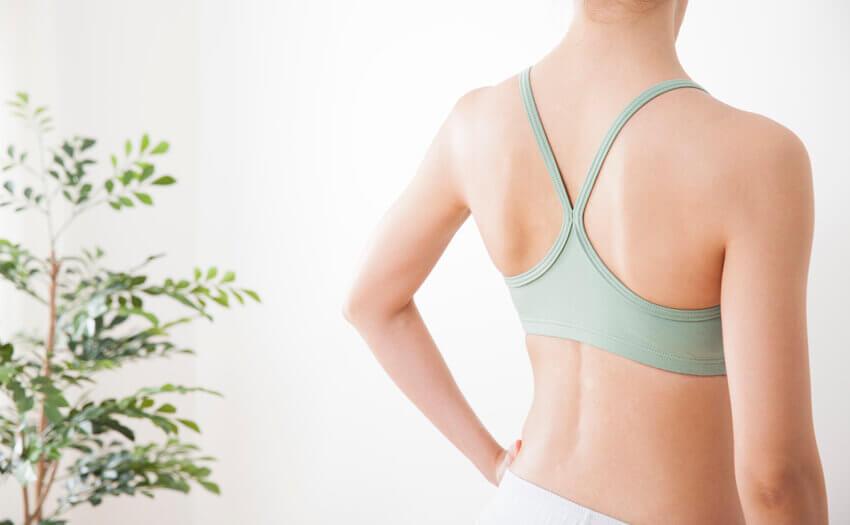 バランスの良い腹筋と背筋の鍛え方!腰痛や反り腰にも効果的!