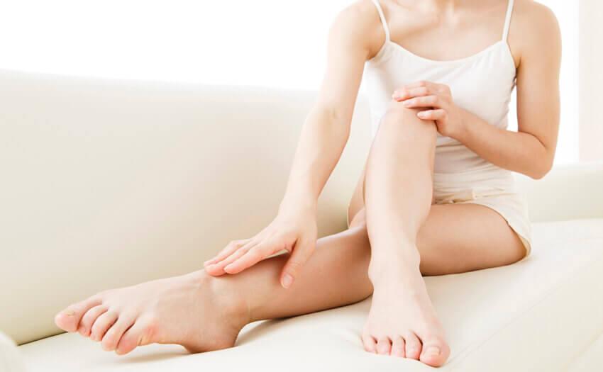 素敵な美脚を手に入れよう!足痩せに効果的なストレッチ方法!