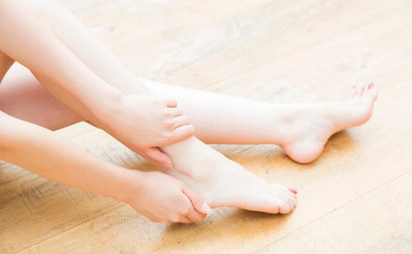足痩せに効果のあるツボはどこ?効果があるツボを部分別に紹介!