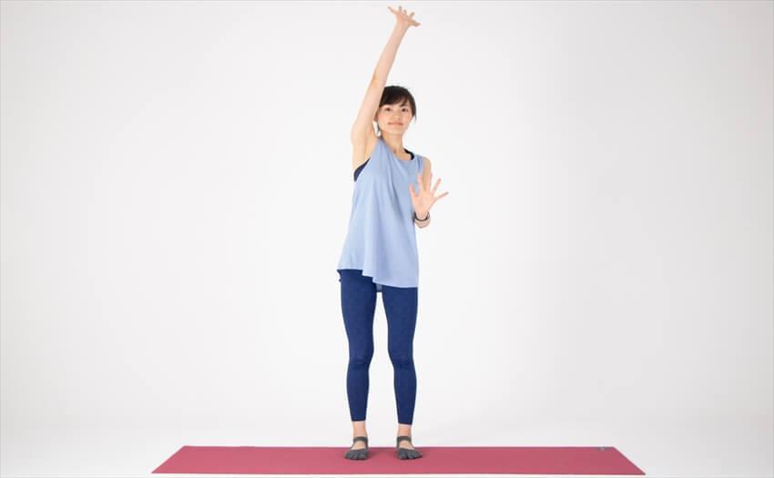 二の腕に効く相撲エクササイズ(4)