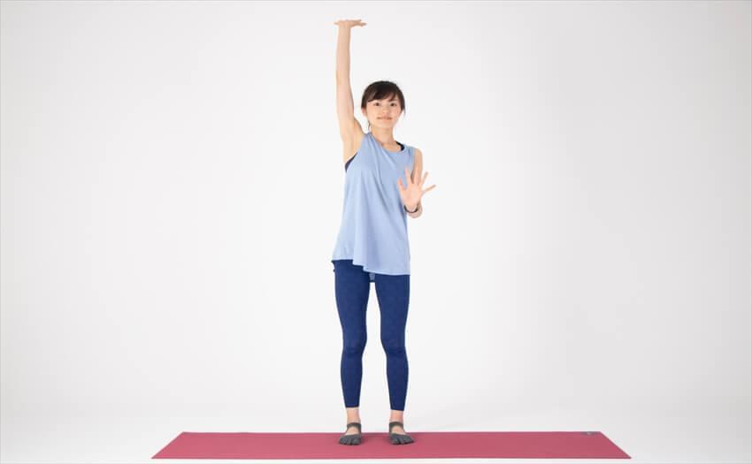 二の腕に効く相撲エクササイズ(5)