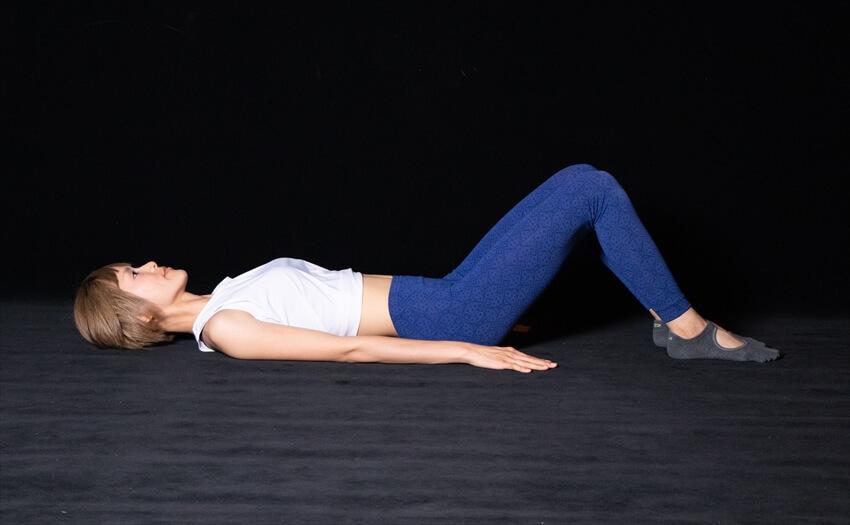 太ももの後ろ側がたるみがちな場合のエクササイズ(1)