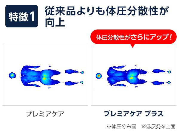 トゥルースリーパー プレミアケアプラス(旧モデル)セミダブル【アウトレット】2