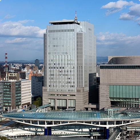 NHK名古屋 放送センタービル