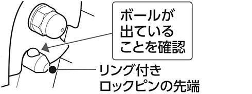 ローイングキットの取り付け(4)|ワンダーコア2の組み立て方