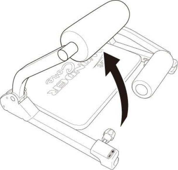 アームをセットする(1)|ワンダーコア スマートの組み立て方