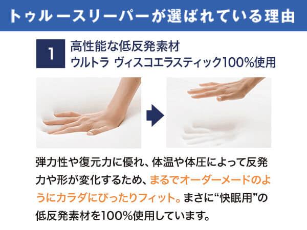 【福箱】トゥルースリーパー ライト3.5(シングルサイズ) 2