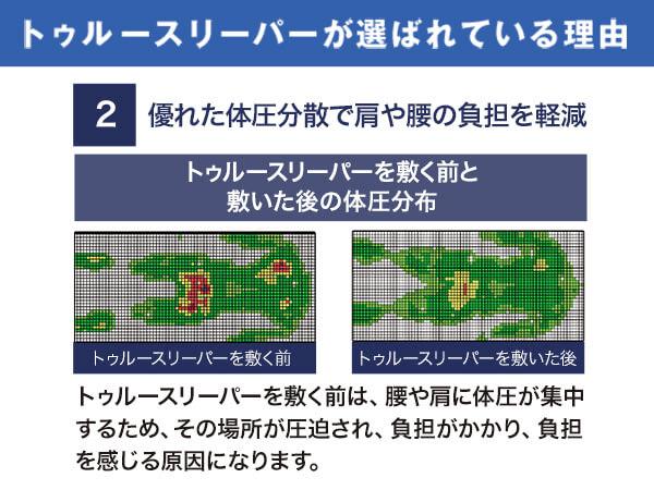 【福箱】トゥルースリーパー ライト3.5(シングルサイズ) 3