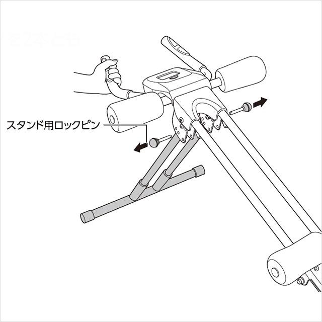 折りたたみ方(1)|アブクラッシャーの使い方