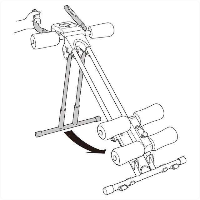 折りたたみ方(2)|アブクラッシャーの使い方