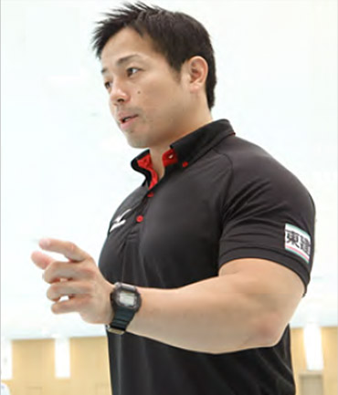 Takashi Okada, Associate Professor, Faculty of Physical Education, Japan Physical Education University