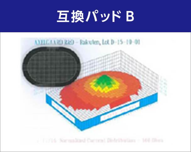 Compatible pad B