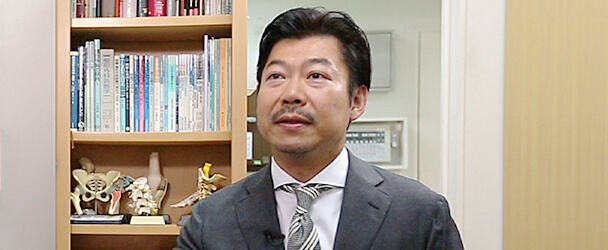 和田慎一先生