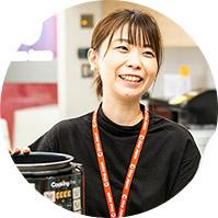Shop Japan キッチン担当