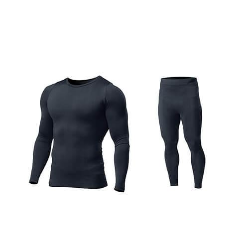 【公式】コンプレッションウエア heat(メンズ)Mセット9つの筋肉の動きをサポートするコンプレッションウェア<Shop Japan(ショップジャパン)公式>