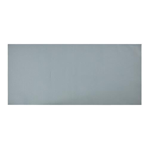 【公式】エクササイズマット(グレー)エクササイズマシンの下に敷いて使用するマット。床のキズ防止と滑り防止に最適で、三つ折りで収納可能。<Shop Japan(ショップジャパン)公式>