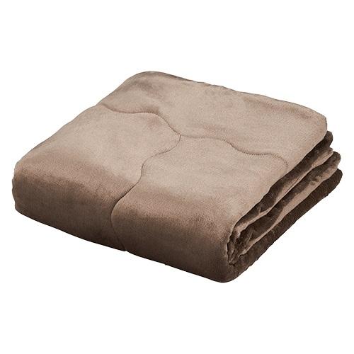 【公式】ぬくぬく毛布肌触りの良い起毛生地を使用した、掛け布団のような大きなサイズの毛布。<Shop Japan(ショップジャパン)公式>