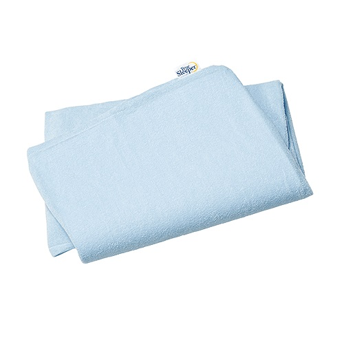 【公式】セブンスピローライト オリジナルカバー ブルーセブンスピローライトのアウターカバーの上にかける、抗菌防臭加工が施された取り付け簡単専用カバー。<Shop Japan(ショップジャパン)公式>