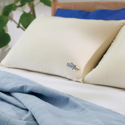 【正規品】 トゥルースリーパー エンジェルフィット ピロー - トゥルースリーパー エンジェルフィット ピロー <Shop Japan(ショップジャパン)公式> 高さ、形、やわらかさ自由自在の低反発素材を使用した枕。