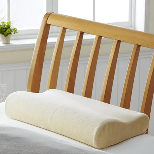 【正規品】トゥルースリーパー ネックフィット ピロー - トゥルースリーパー ネックフィット ピロー <Shop Japan(ショップジャパン)公式>理想的な睡眠姿勢をサポートする低反発枕。