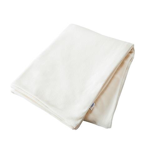 【公式】あったか掛け布団カバーアイボリーシングルトゥルースリーパー専用の掛け布団カバー。フリース起毛が体の熱を逃がしにくいから、暖かく眠れます。<Shop Japan(ショップジャパン)公式>