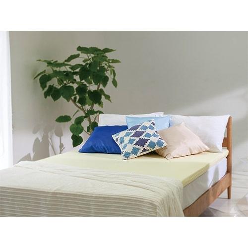 【公式】トゥルースリーパープレミアム クイーン 【送料無料】やさしい寝心地で、腰の負担を軽減する低反発マットレス。サイズは4種類。<Shop Japan(ショップジャパン)公式>