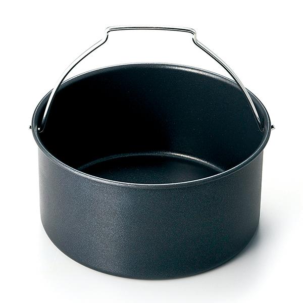 カラーラ丸型鍋