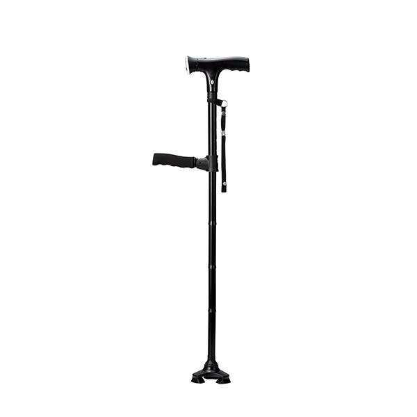 立ち上がりに便利な三転杖「クレバーケーン」